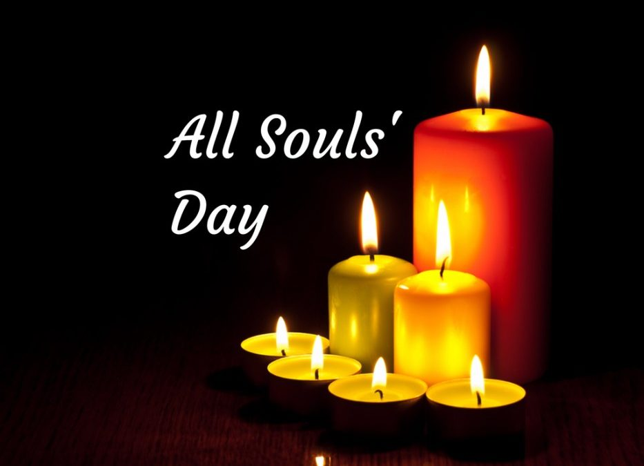 All Soul's Day at St John's Sixth Line 7 pm, Saturday, 2 November 2019