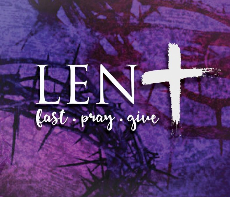 Lent Study program
